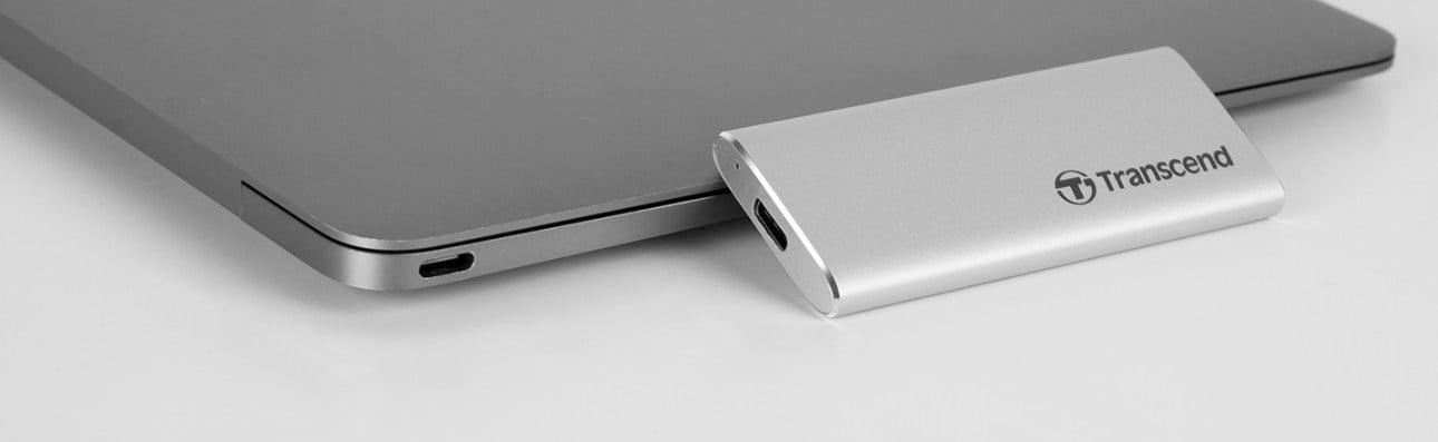 Transcend ESD240C, czyli nowy i designerski zewnętrzny dysk SSD 20