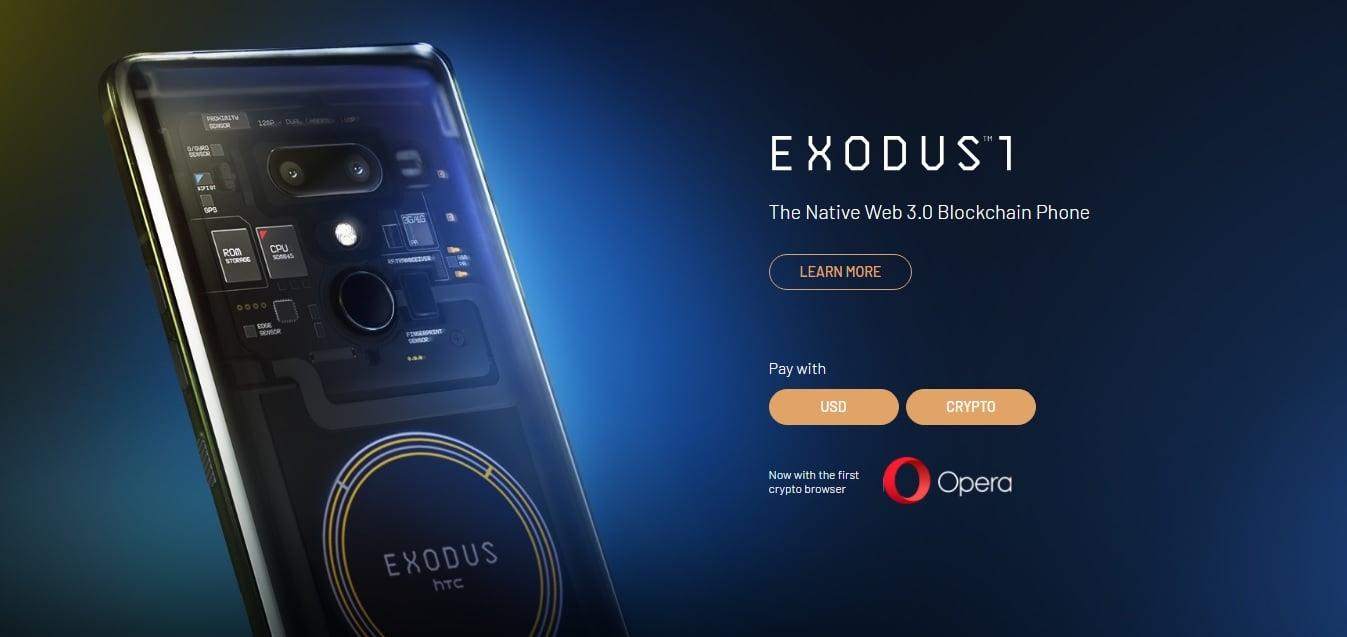 Ludzie kupują HTC Exodus 1, więc HTC pracuje nad następcą 17