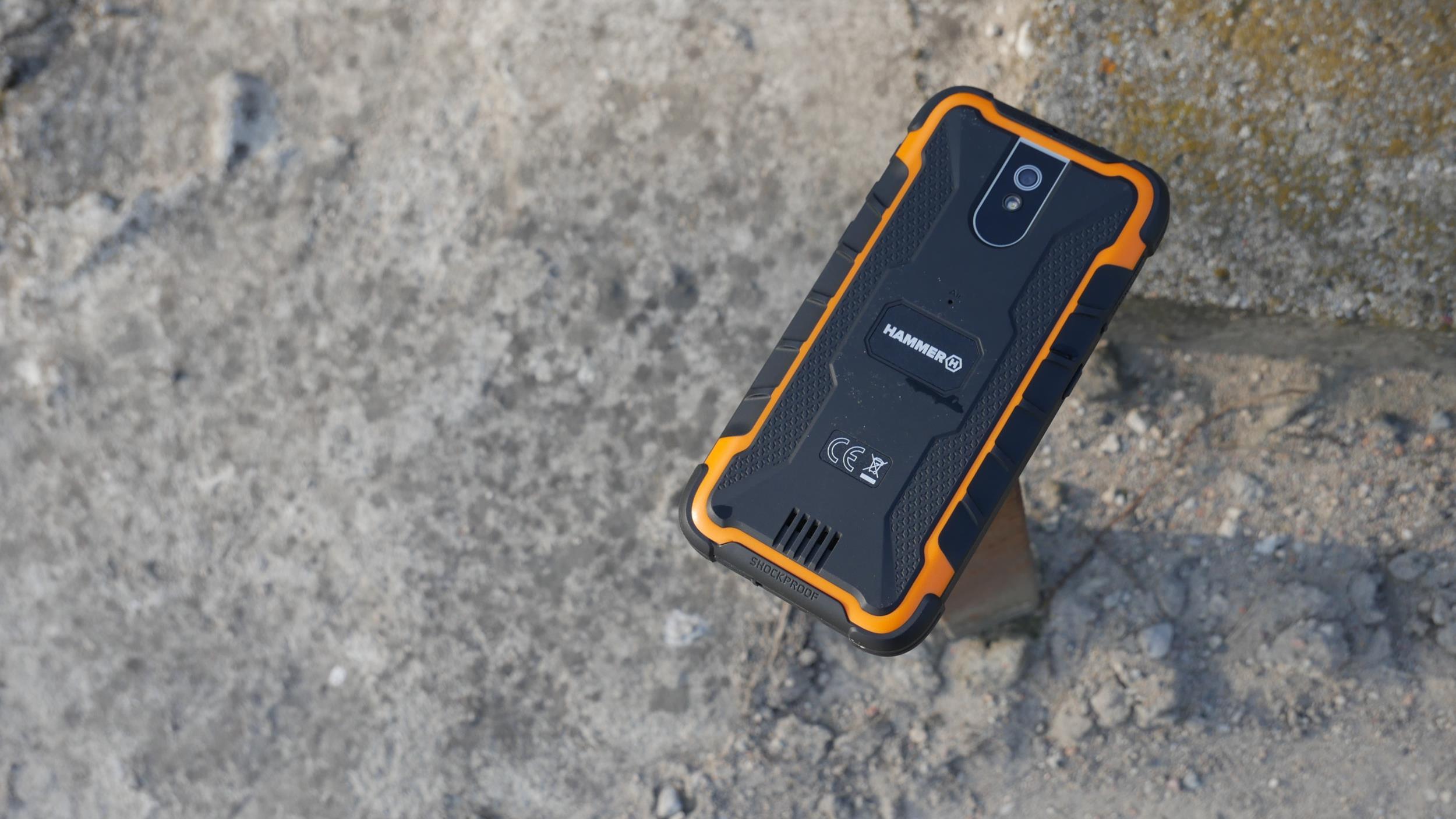 Test Hammer Active 2 LTE - smartfona z wytrzymałą obudową i Androidem Go 28