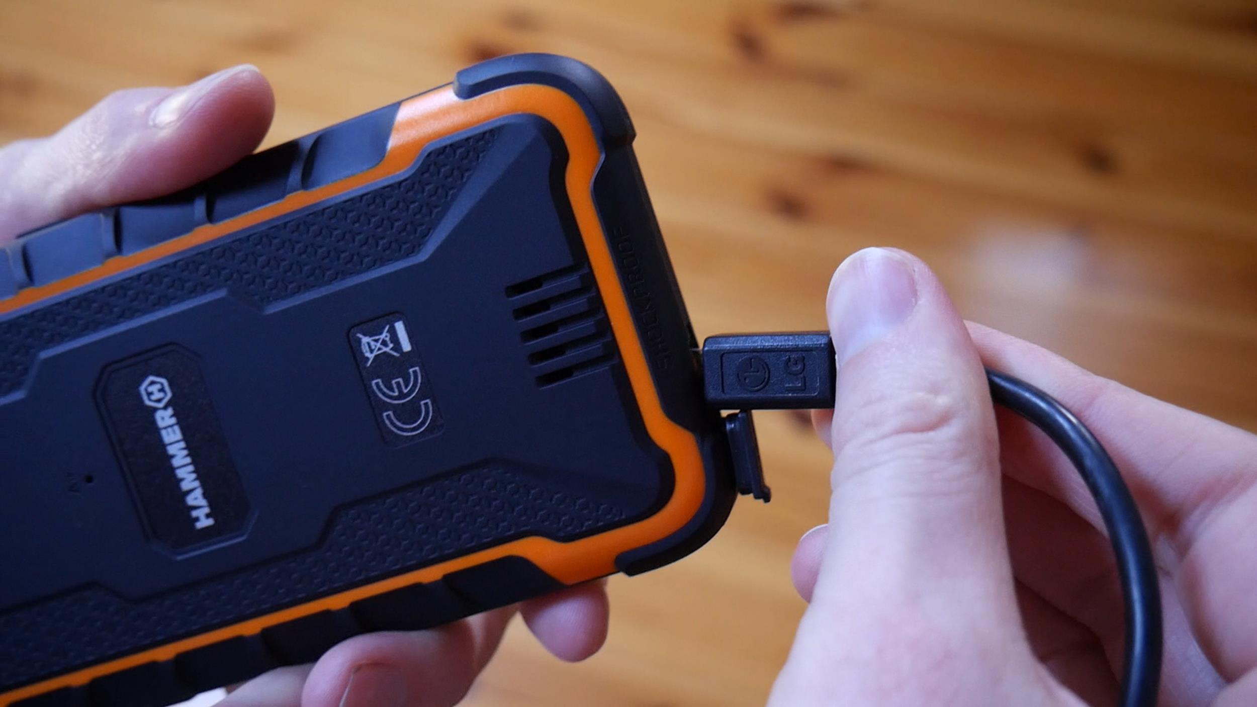 Test Hammer Active 2 LTE - smartfona z wytrzymałą obudową i Androidem Go 23