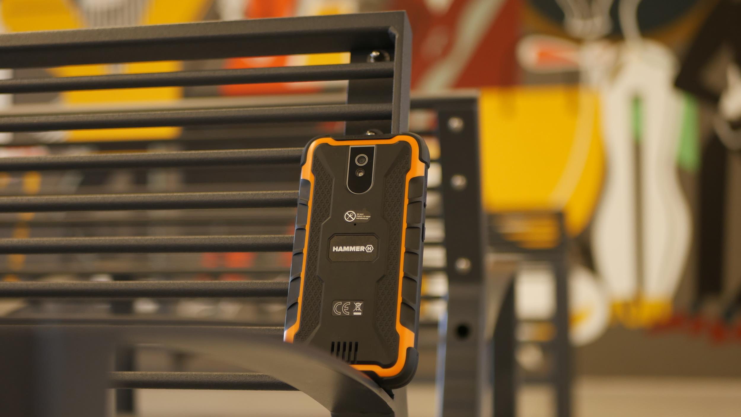 Test Hammer Active 2 LTE - smartfona z wytrzymałą obudową i Androidem Go 20
