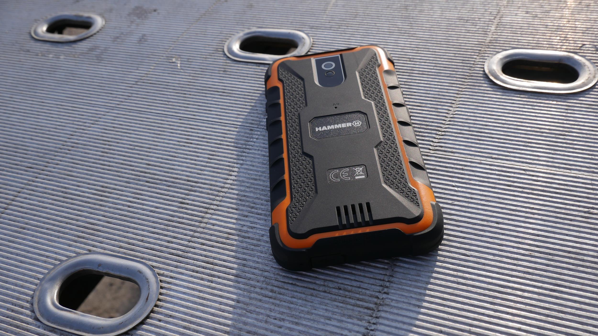 Test Hammer Active 2 LTE - smartfona z wytrzymałą obudową i Androidem Go 22