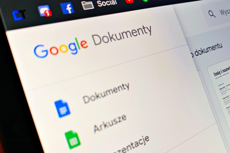 Dokumenty Google z natywną edycją plików Microsoft Office (AKTUALIZACJA) 23
