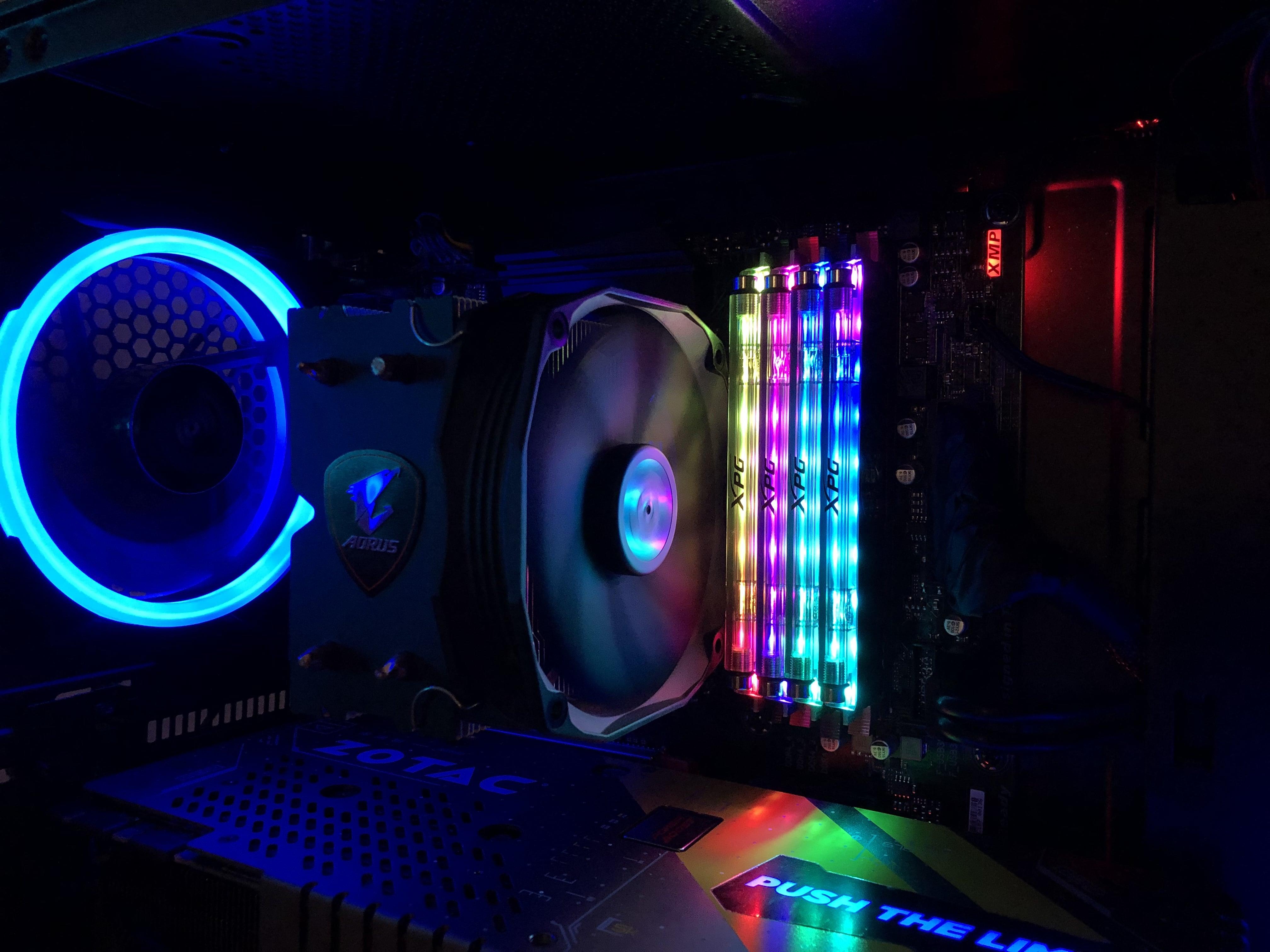 Pamięci z chłodzeniem wodnym? Tak! Testujemy RAM 32 GB ADATA XPG Spectrix D80 RGB - czy woda pozwoli na więcej? 25