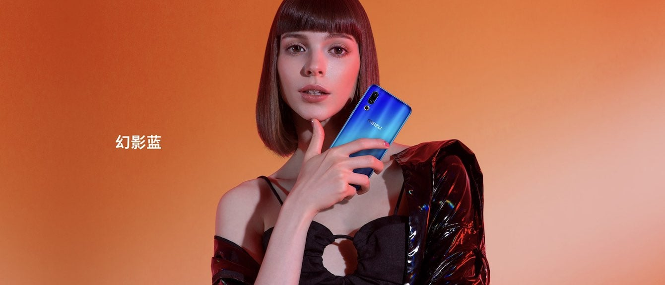 Meizu chyba przegrało jakiś zakład. Sprzedaje w swoich sklepach iPhone'y od Apple!
