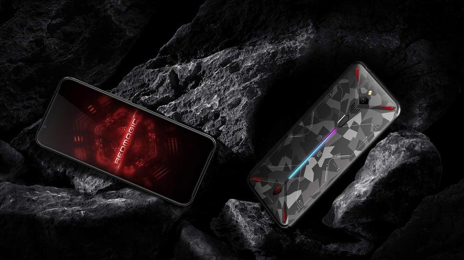 Europejska cena Nubii Red Magic 3 z ekranem AMOLED 90 Hz jest naprawdę zachęcająca 24