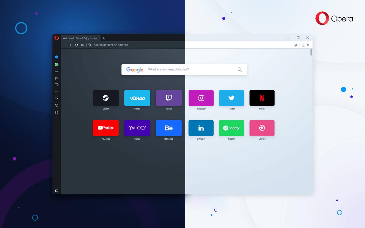 Opera 60 już dostępna do pobrania. Oto przeglądarka gotowa na Web 3.0