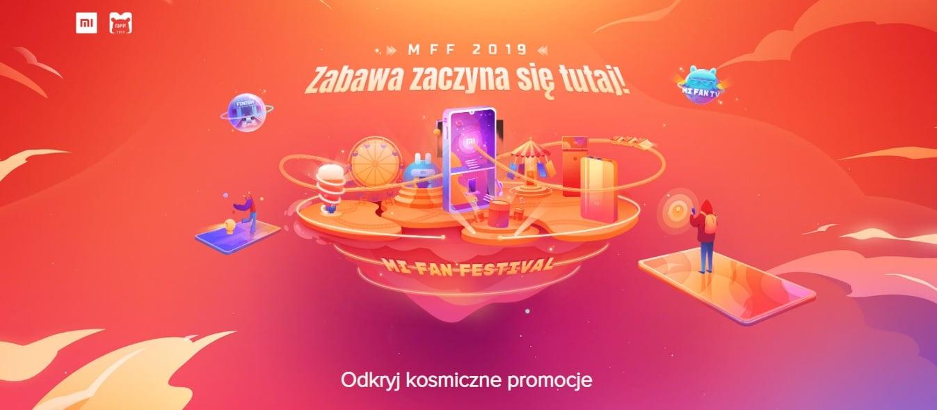 Rozpoczął się Mi Fan Festival 2019. W promocji m.in. Xiaomi Mi Mix 2S w genialnej cenie! 23