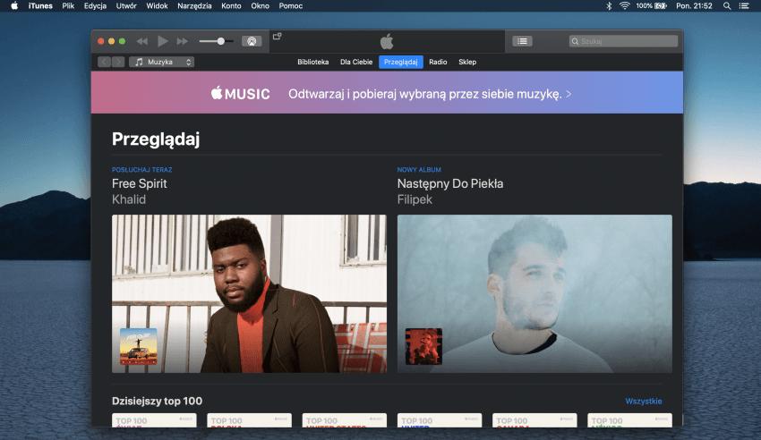Apple Music wreszcie bez iTunes. Apple ma wprowadzić długo wyczekiwaną zmianę