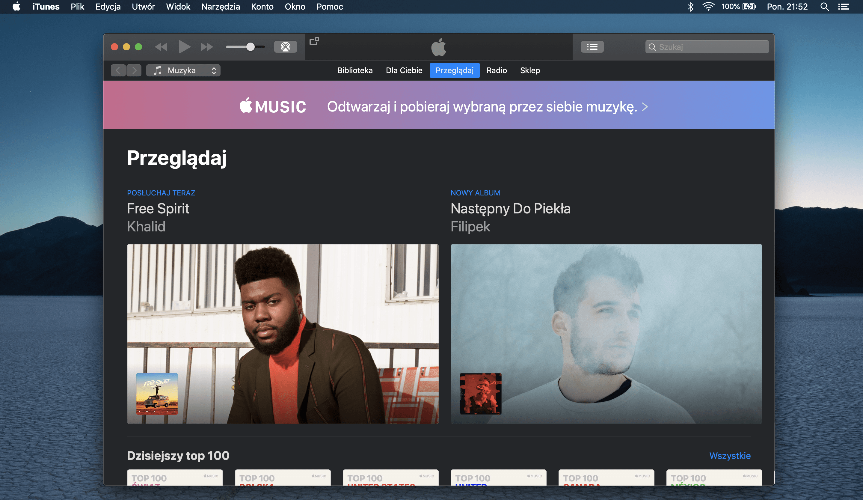 macOS 10.15: nowa aplikacja Muzyka ma być bliższa iTunes niż myśleliśmy