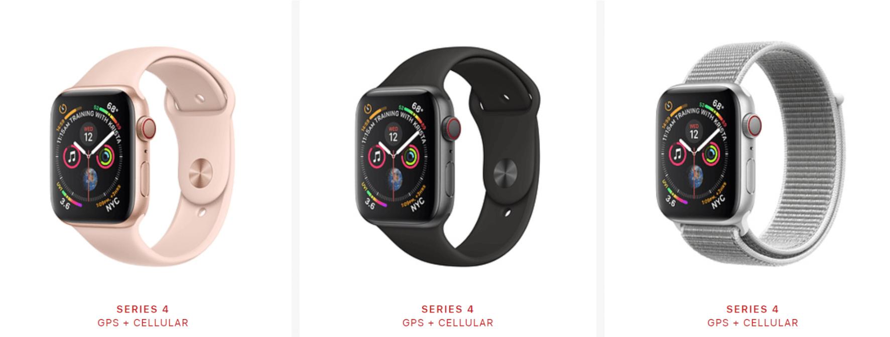 Ruszyła przedsprzedaż Apple Watchy z LTE w Polsce. Oto ceny 19