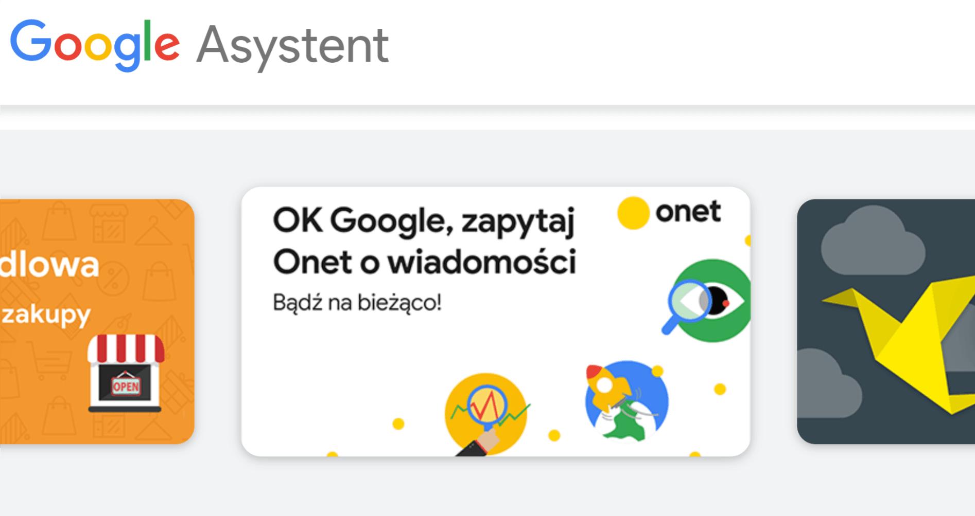 Można już zamawiać jedzenie i kupować bilety autobusowe za pomocą Asystenta Google w Polsce 22