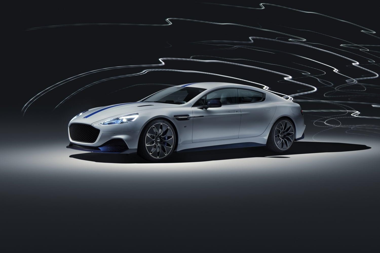 Elektryczny Aston Martin anulowany? To prawdopodobny scenariusz 19