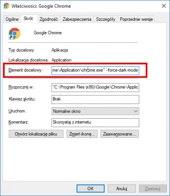 Chrome 74 z ciemnym motywem już na Windows 10. Jak go włączyć? 20