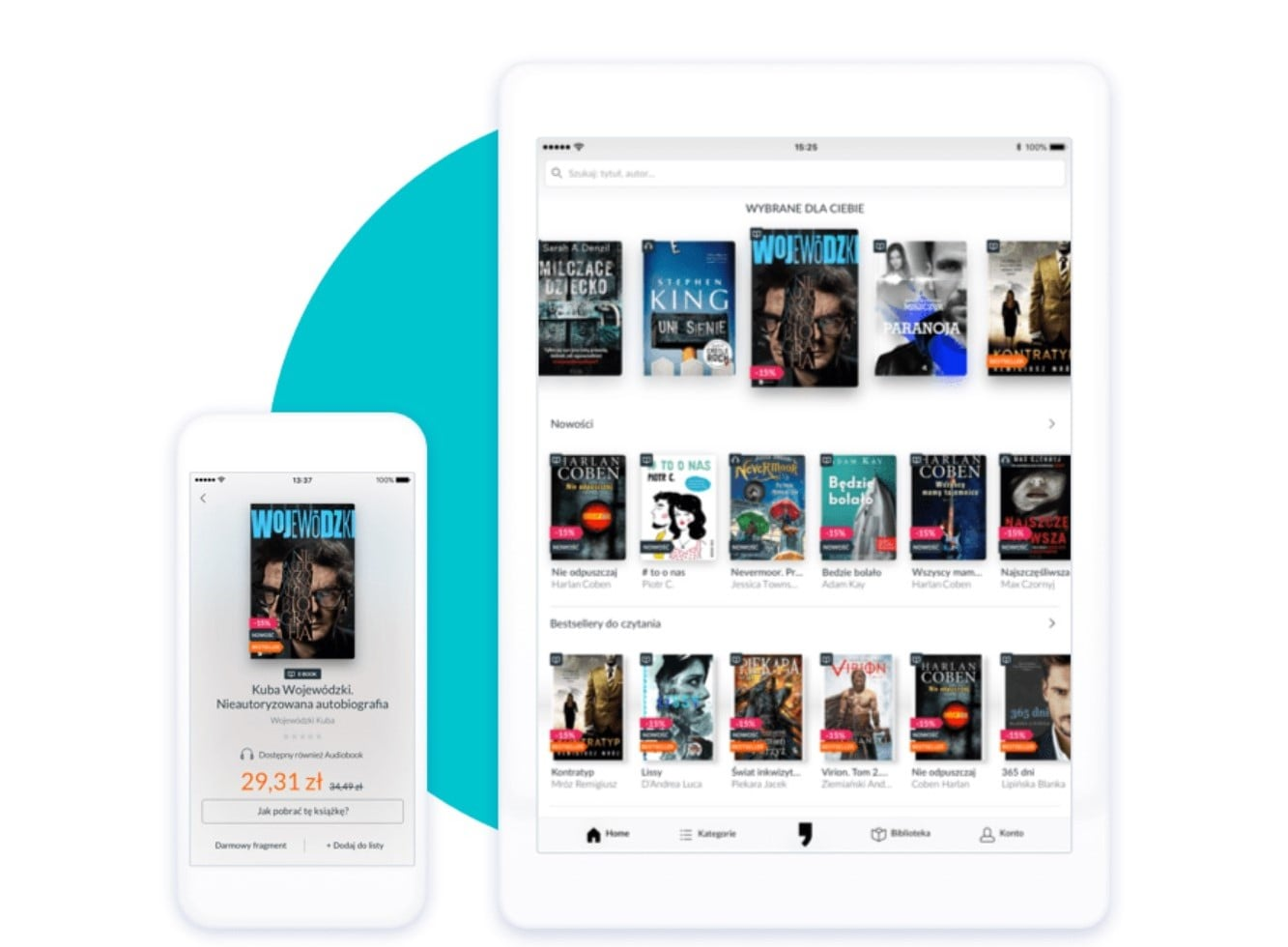 Nowe abonamenty w Empik Go: e-booki wraz z audiobookami bez limitu 23