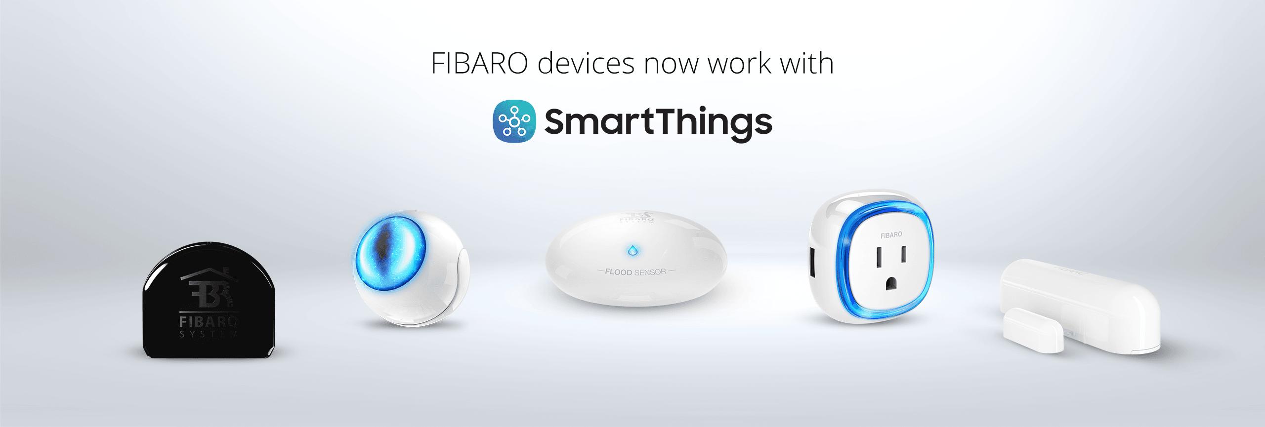 Sprzęty dla inteligentnego domu od FIBARO współpracują już z platformą Samsung SmartThings 29