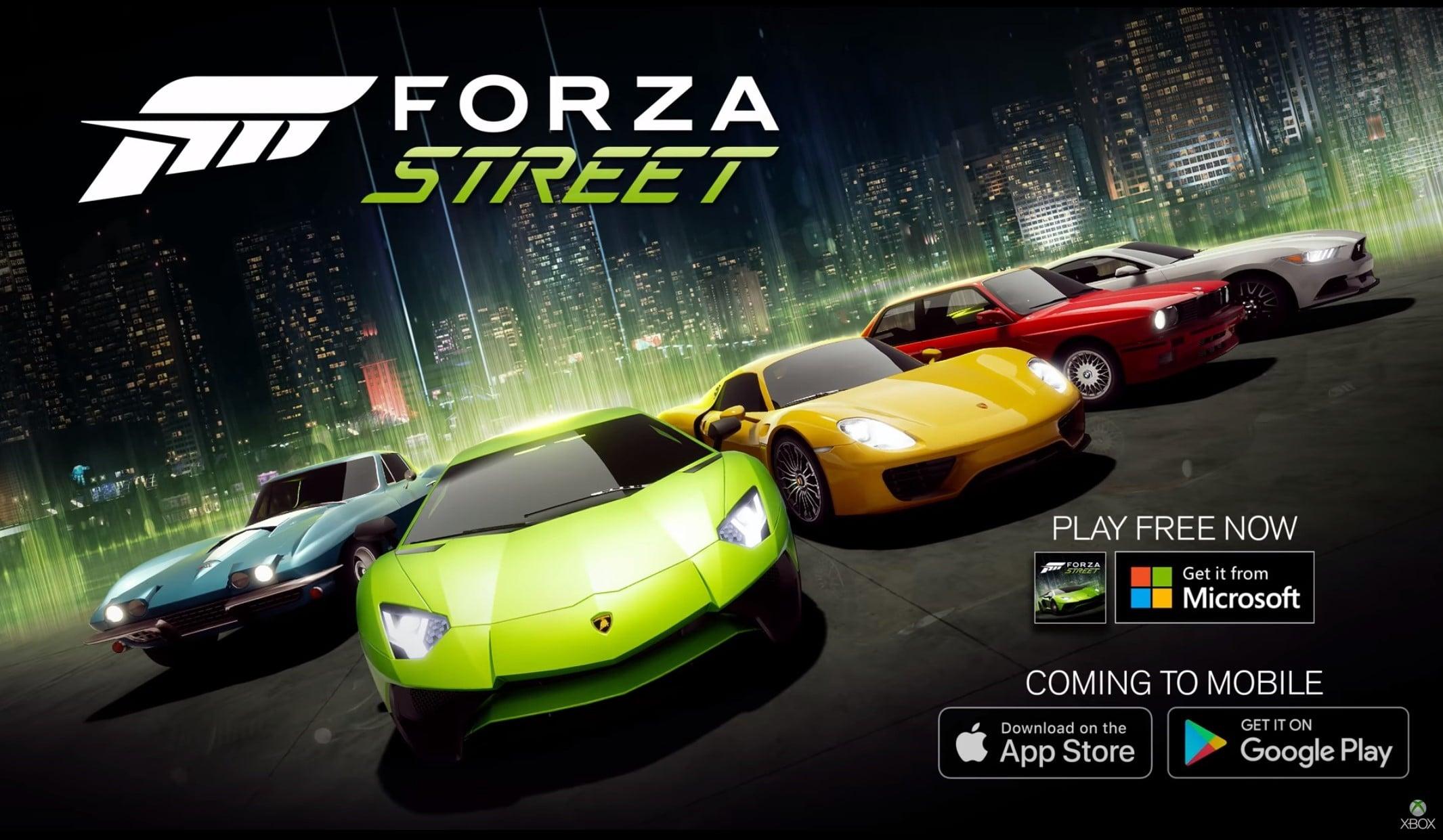 Samsung brata się z Xboksem. Pierwsza gra mobilna z serii Forza trafi najpierw na smartfony Galaxy 19