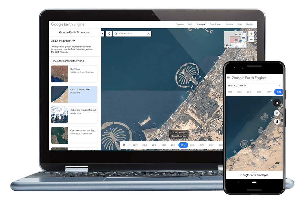 Nareszcie! Google Earth obsłuży inne przeglądarki aniżeli Chrome