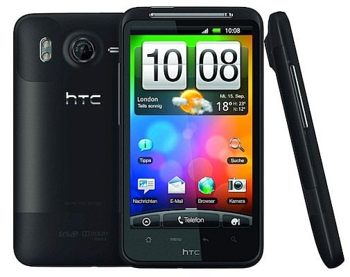 Z Pamiętnika Recenzenta: HTC Desire HD - ależ to było bydlę 26