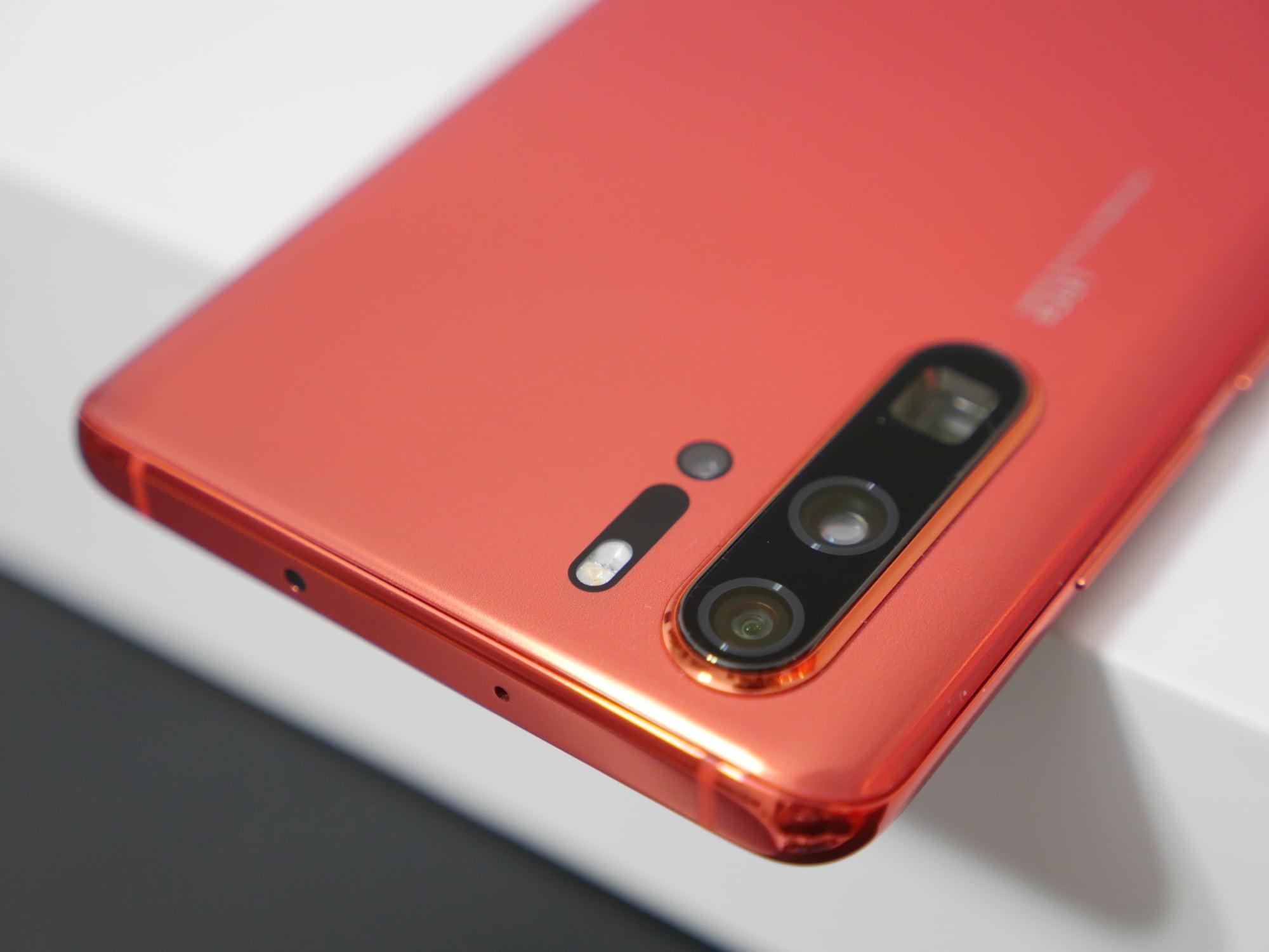 Rozszerzone funkcje aparatu trafiają do Huawei P30 Pro razem z aktualizacją