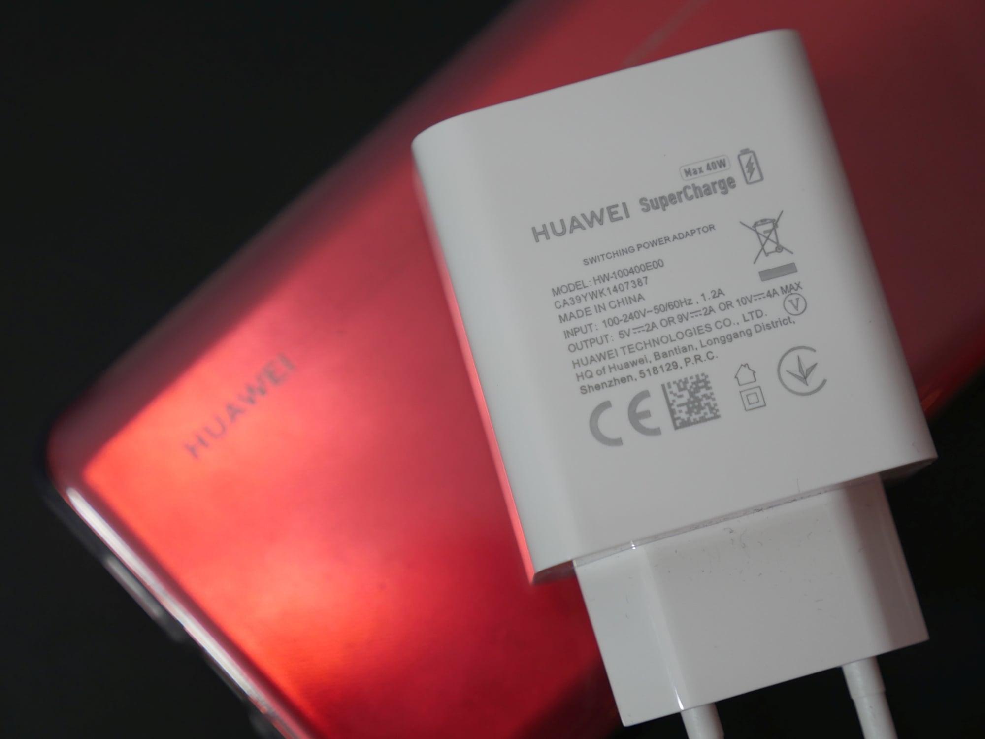 Huawei P30 Pro ładowarka zasilacz