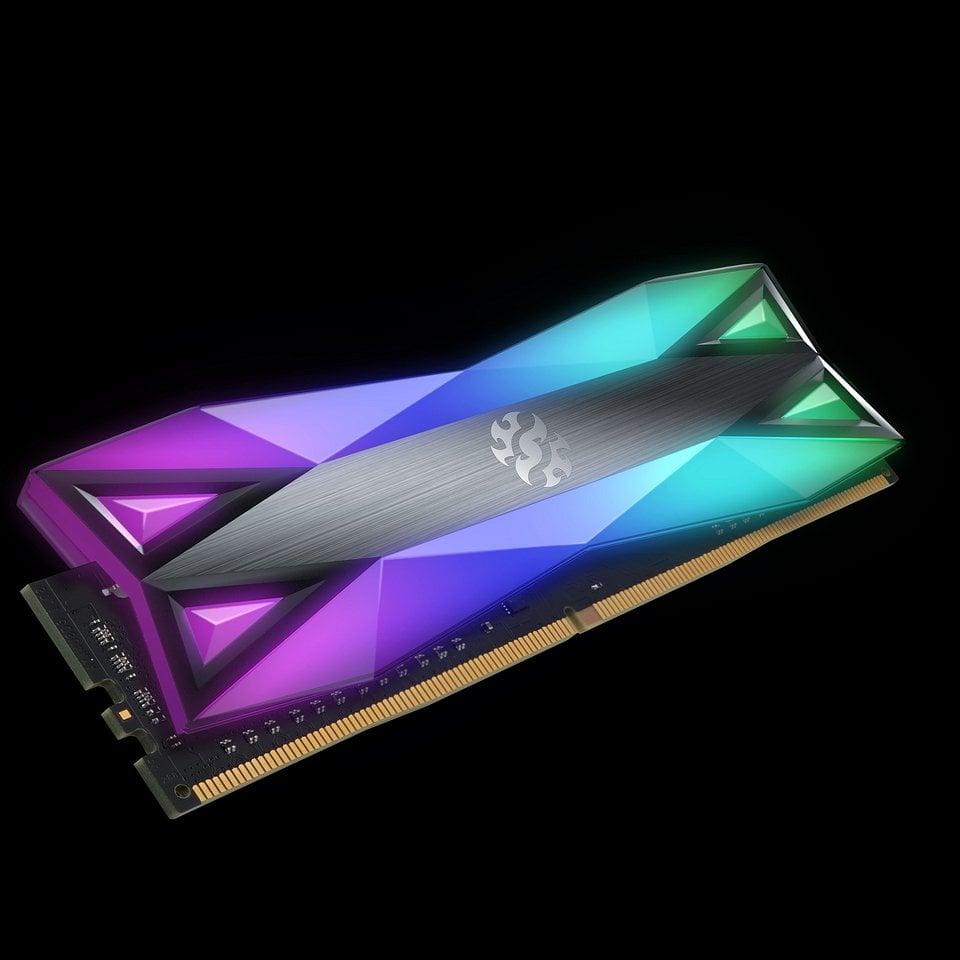 ADATA XPG Spectrix D60G - nowe RAM-y z największym zagęszczeniem LED-ów 24