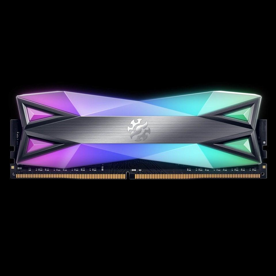 ADATA XPG Spectrix D60G - nowe RAM-y z największym zagęszczeniem LED-ów 22