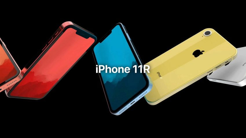 iPhone 11 i ciemny motyw w iOS 13. Oto koncept pokazujący, jak Apple mógłby projektować smartfony 16