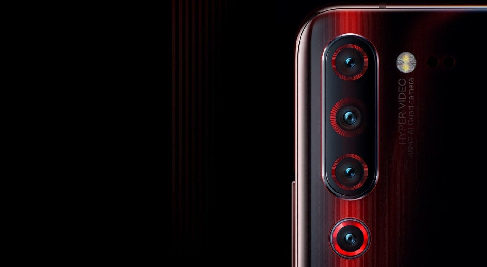 Lenovo Z6 Pro będzie miał cztery aparaty. Ciekawe, jak sobie z nimi poradzi oprogramowanie smartfona 21
