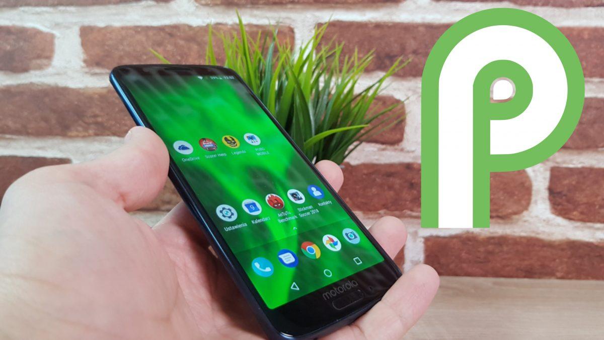 Tania Motorola Moto G6 dostaje aktualizację do Androida 9.0 Pie 20