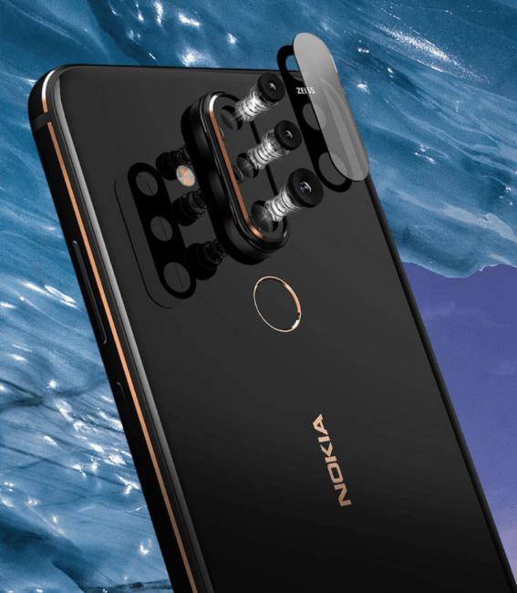 Nokia X71 oficjalnie. Matryca 48 Mpix w potrójnym aparacie i otwór w ekranie zamiast notcha