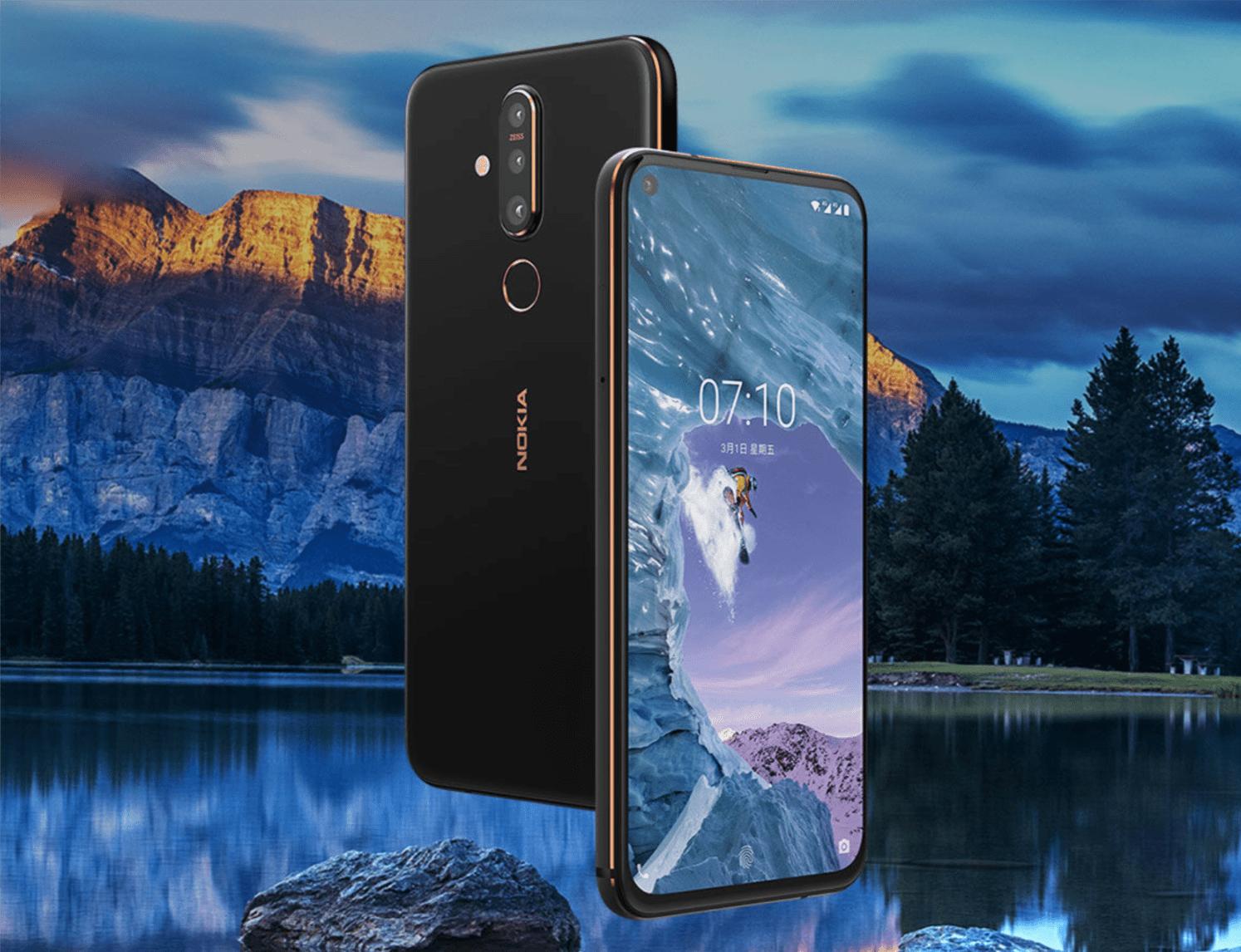 Wyciekła prawdopodobna specyfikacja modelu Nokia 6.2