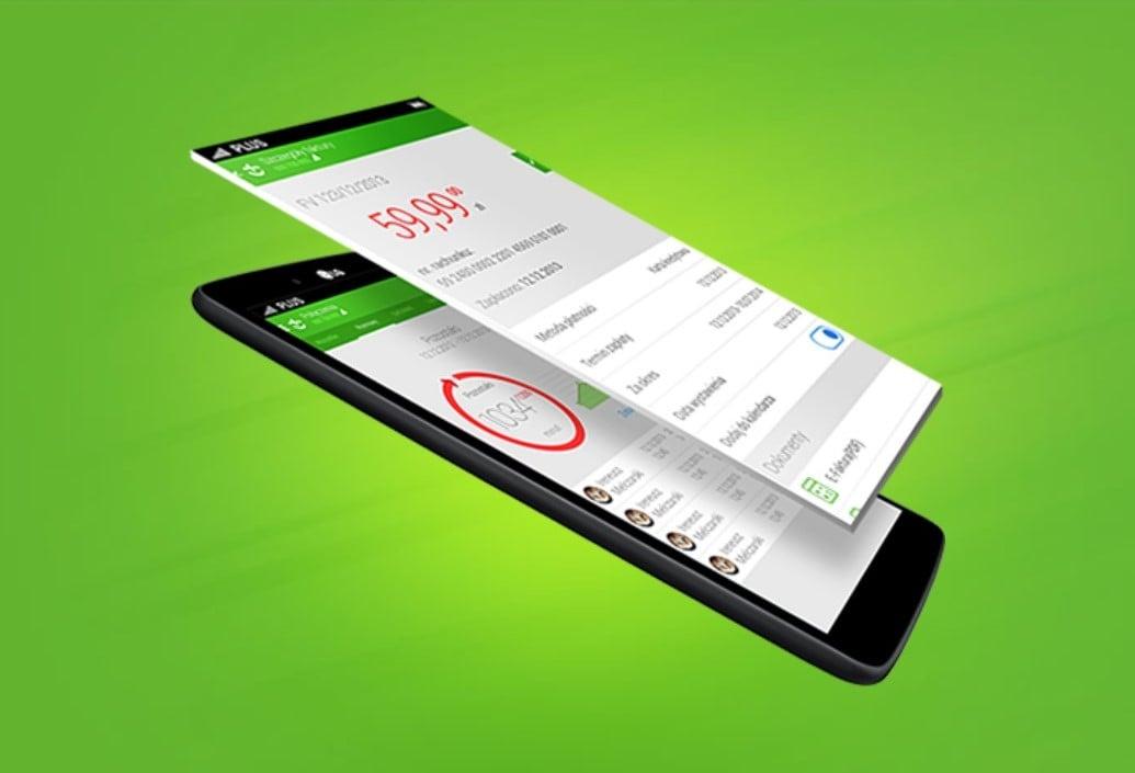 Za pobranie i aktywację aplikacji Plus Online otrzymacie 6 GB internetu