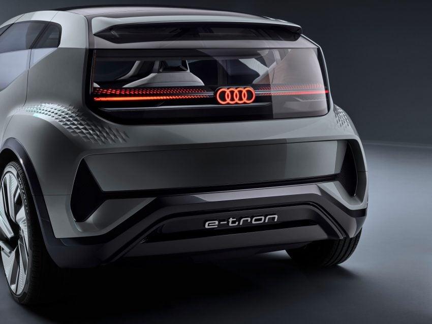 Oto Audi AI:ME. Poznajcie wizję autonomicznego pojazdu przyszłości