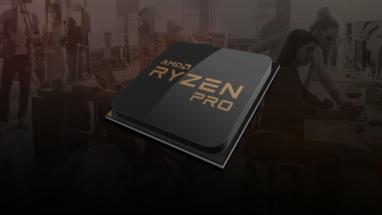 Druga generacja procesorów Ryzen PRO do laptopów i nowości w AMD Partner Hub - czerwoni w ofensywie! 17