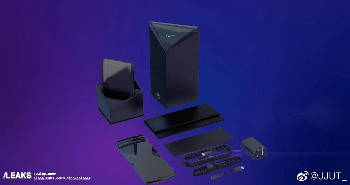 Tak ma wyglądać składana Motorola RAZR - legenda powróci! 19