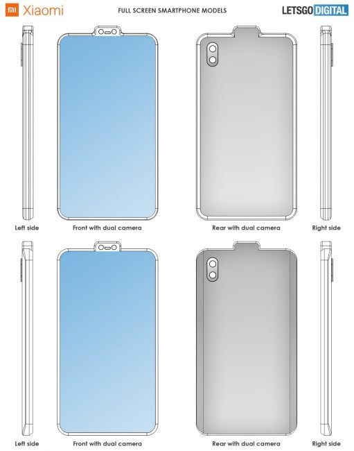 Xiaomi ma dość nietypowy pomysł na pozbycie się notcha ze smartfonów 19