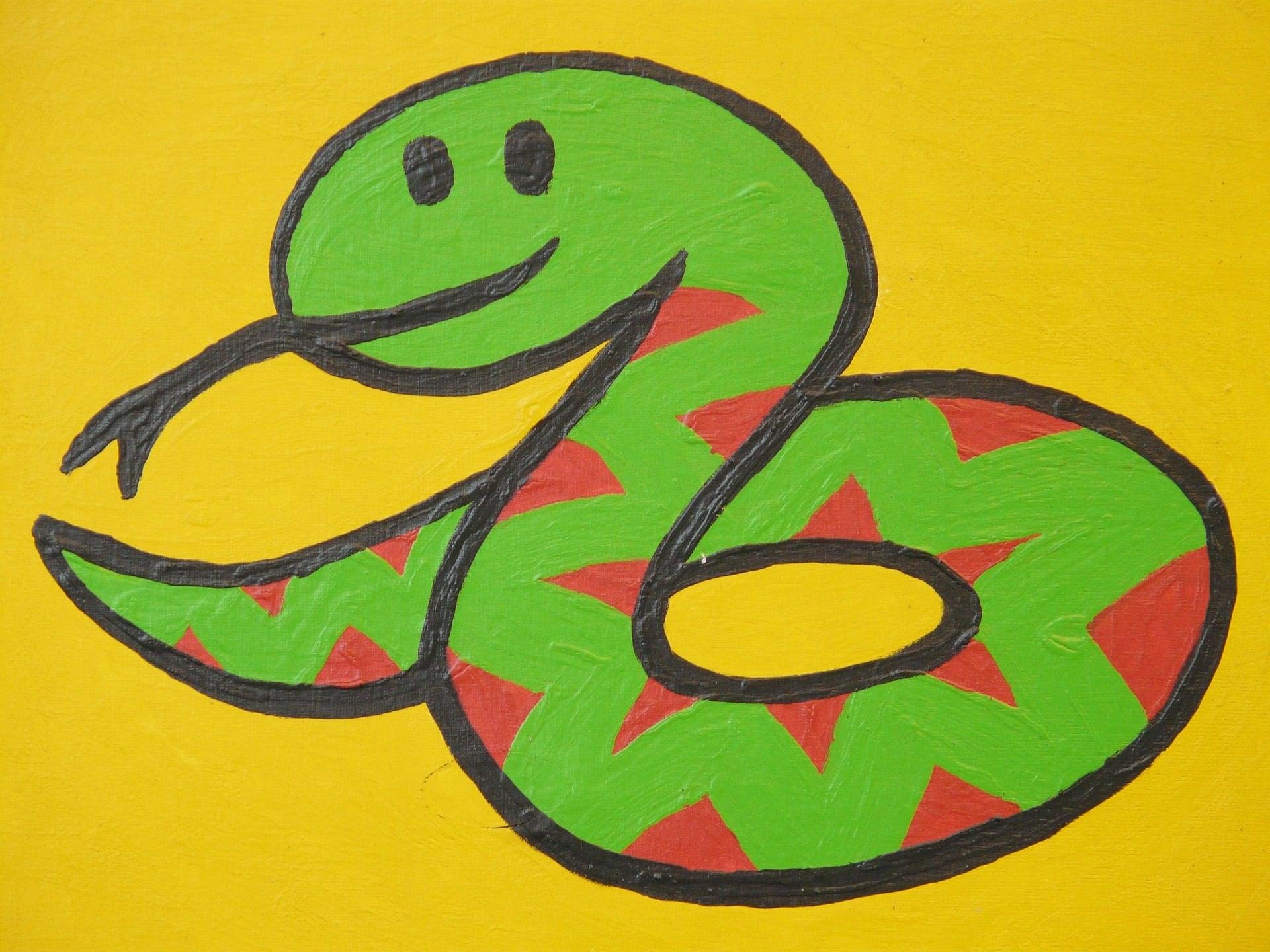Kultowy Wąż a.k.a. Snake trafił do Map Google!