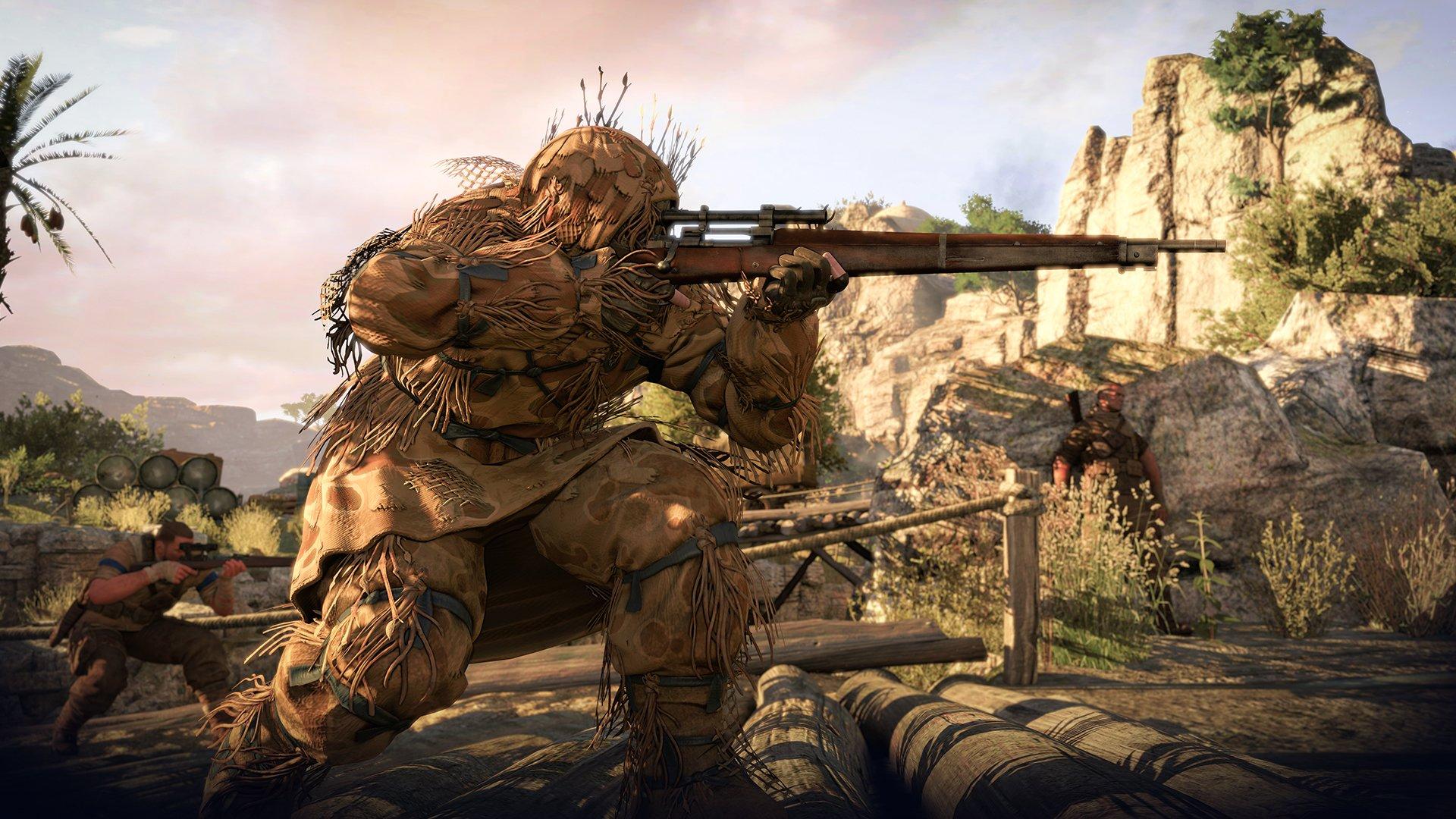 Spieszcie się, świetny Sniper Elite 3 przeceniony o 80%