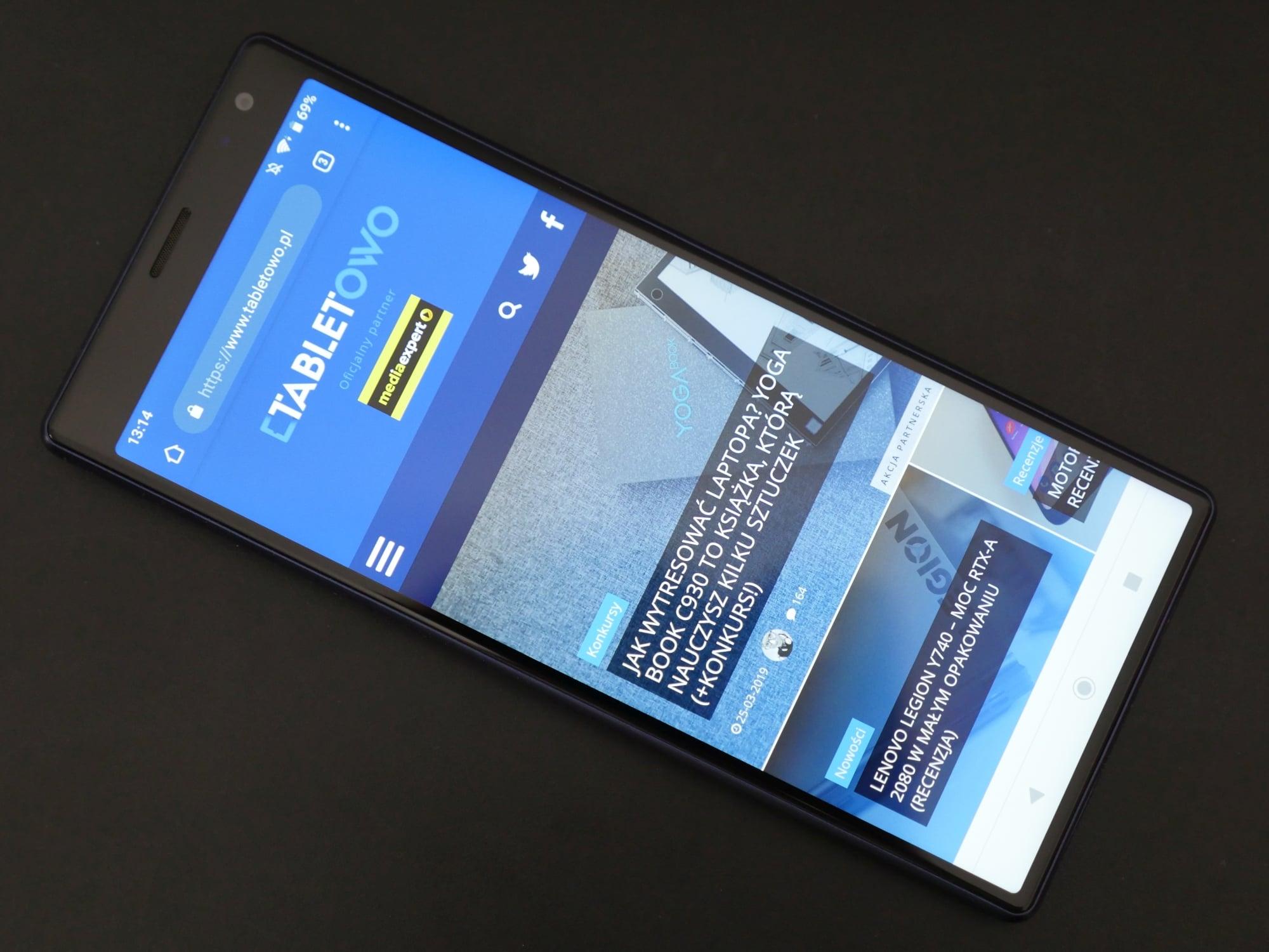 Sony Xperia 10 Plus - intrygujący i ciekawy smartfon z ekranem 21:9 dla pożeraczy multimediów (recenzja) 36