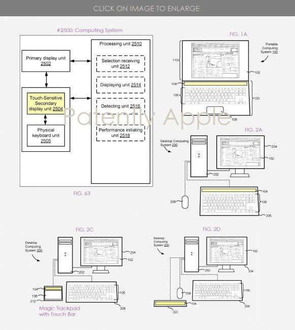 Face ID w komputerach, Touch Bar w klawiaturze. Apple może szykować ciekawe nowości