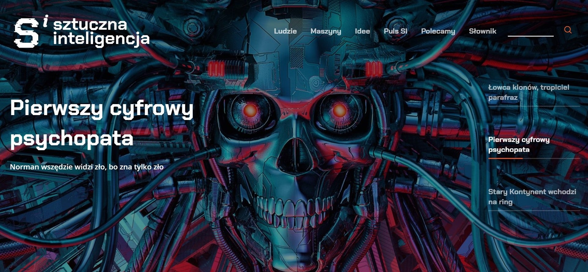 Ośrodek Przetwarzania Informacji – Państwowy Instytut Badawczy otwiera swój serwis o Sztucznej Inteligencji 22