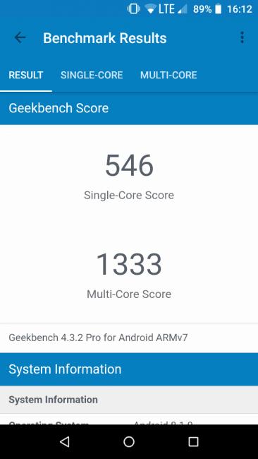 Test Hammer Active 2 LTE - smartfona z wytrzymałą obudową i Androidem Go 38