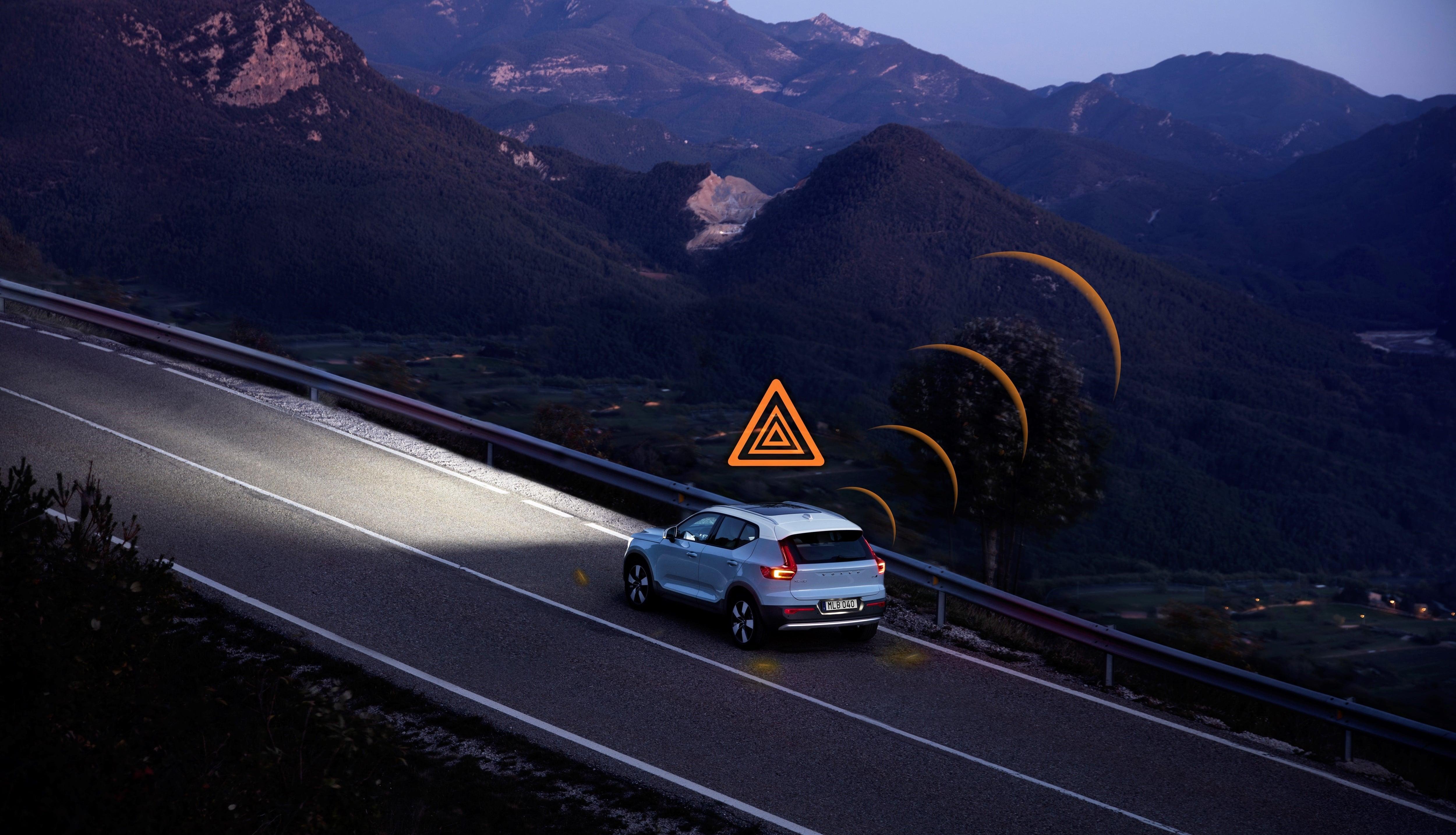 Europejskie modele Volvo będą się nawzajem komunikować