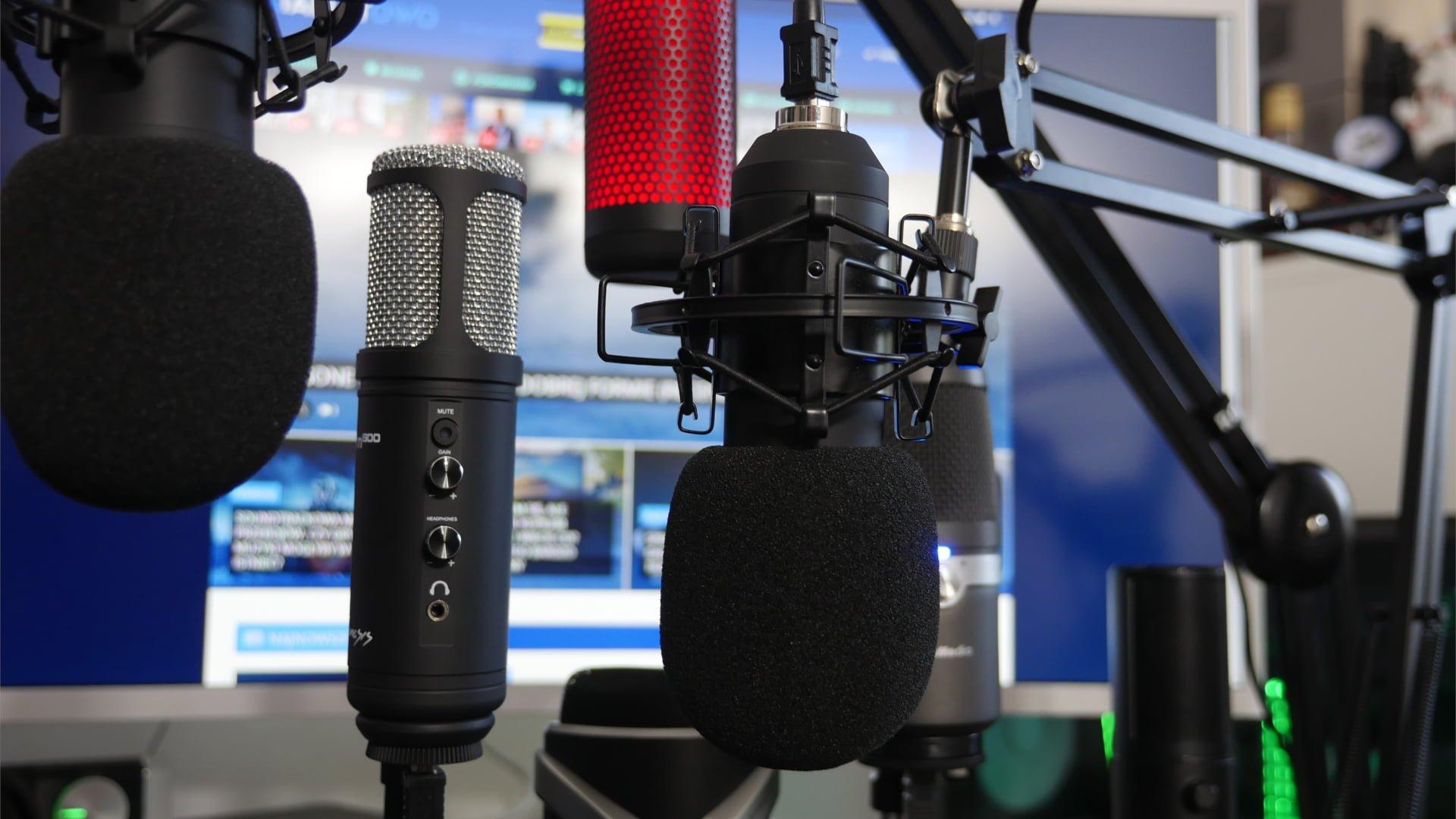 Nasze wielkie porównanie pojemnościowych mikrofonów dla graczy 20
