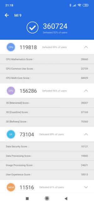 Xiaomi Mi 9 - smartfon skazany na sukces (recenzja) 35