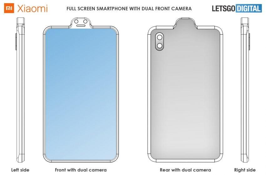 Xiaomi ma dość nietypowy pomysł na pozbycie się notcha ze smartfonów 18