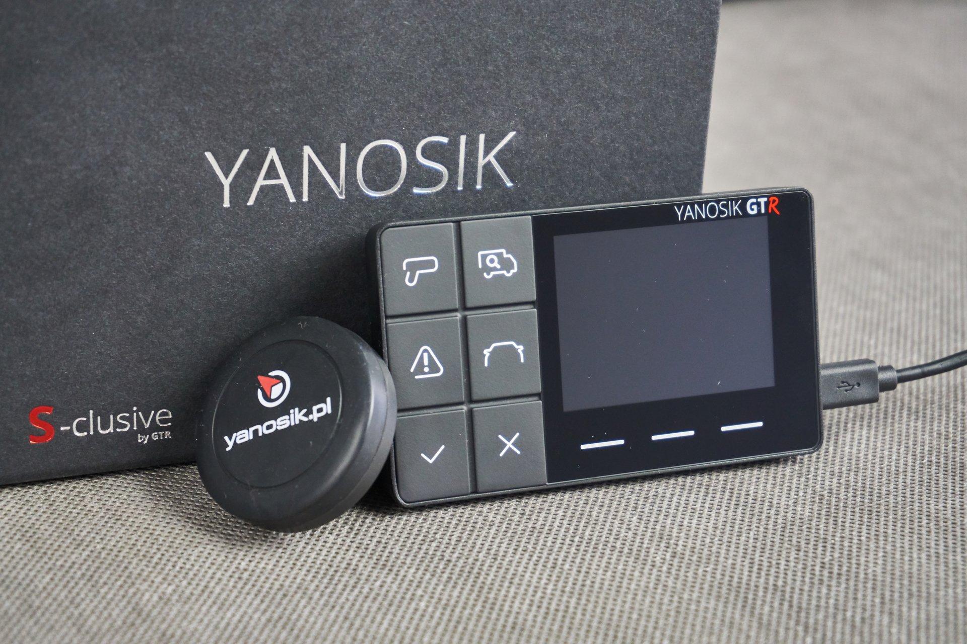 Yanosik GTR