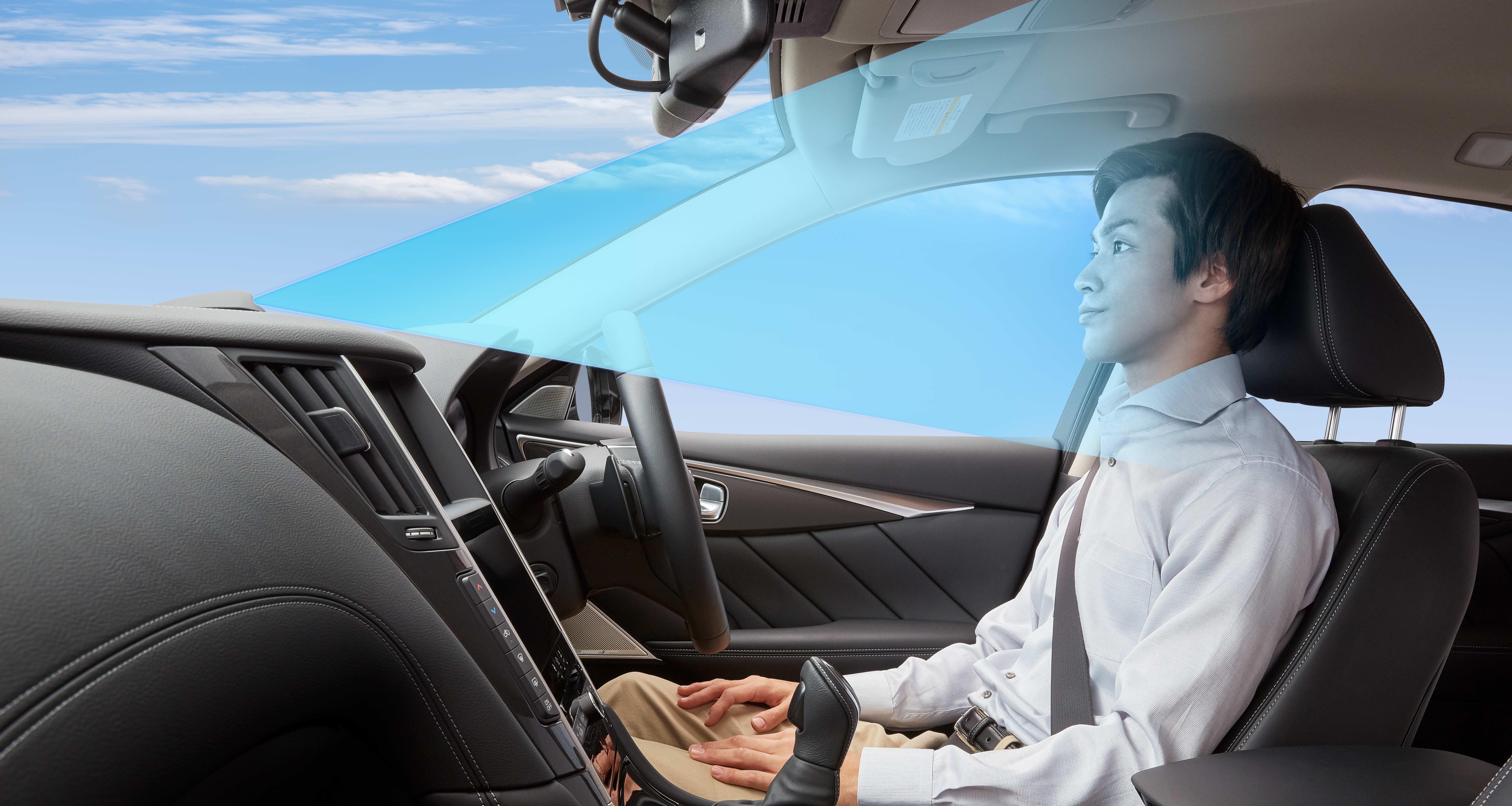 Nissan pokazał nową wersję samochodowego autopilota 19