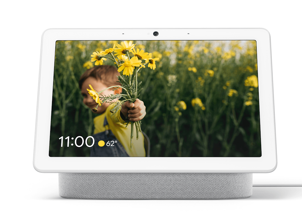 Google Nest Hub Max zapewni kontakt ze znajomymi i większe bezpieczeństwo domu